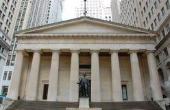 Mémorial national fédéral de Hall, NYC Photos stock