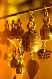 mnóstwo mały bhuddha dzwon Obraz Royalty Free