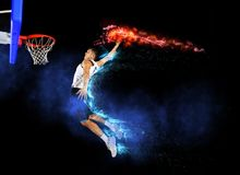 Free Mna Basketball Player Stock Images - 139835664