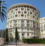 Mónaco - hotel de París Imágenes de archivo libres de regalías