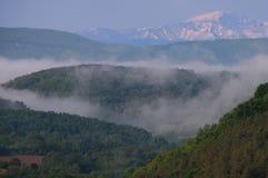 Månad av Maj i Balkansna Arkivfoton