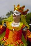 Mnemosine. July 7, 2012, Kolomenskoe, Moscow. Festival of the historic Royalty Free Stock Images
