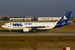 MNG Cargo Stock Photo