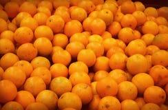 Många apelsiner Royaltyfria Foton