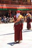 mnich buddyjski Fotografia Royalty Free