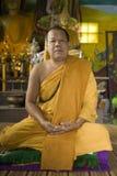 mnich buddyjski Zdjęcie Royalty Free