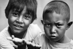 Mniejszość etniczna fotografia royalty free