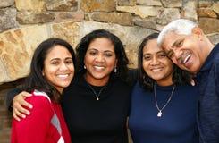 mniejszość rodzinna Zdjęcie Stock