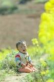 Mniejszości etnicznej dziecko Fotografia Stock