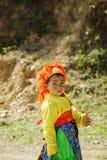 Mniejszości etnicznej dziecko Obraz Royalty Free