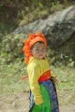 Mniejszości etnicznej dziecko Zdjęcia Royalty Free