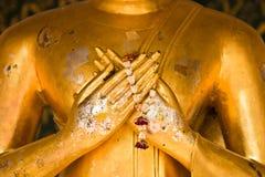 mnisi buddyjscy Zdjęcie Royalty Free