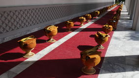 mnisi buddyjscy obrazy stock