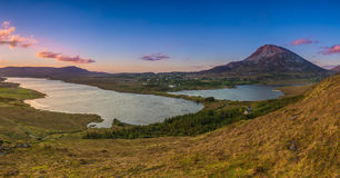 Mnt. Errigal, Donegal Royalty Free Stock Photography