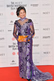 Moët British Independent Film Awards 2014. LONDON, ENGLAND - DECEMBER 07: Cheng Pei Pei attends the Moet British Independent Film Awards 2014 at Old stock photos
