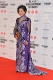 Moët British Independent Film Awards 2014. LONDON, ENGLAND - DECEMBER 07: Cheng Pei Pei attends the Moet British Independent Film Awards 2014 at Old stock images