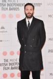 Moët British Independent Film Awards 2014. LONDON, ENGLAND - DECEMBER 07: Guest attends the Moet British Independent Film Awards 2014 at Old Billingsgate stock photos