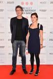 Moët British Independent Film Awards 2014. LONDON, ENGLAND - DECEMBER 07: Guests attends the Moet British Independent Film Awards 2014 at Old Billingsgate stock photo
