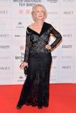 Moët British Independent Film Awards 2014. LONDON, ENGLAND - DECEMBER 07: Helen Mirren attends the Moet British Independent Film Awards 2014 at Old stock photos