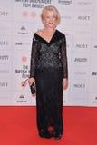 Moët British Independent Film Awards 2014. LONDON, ENGLAND - DECEMBER 07: Helen Mirren attends the Moet British Independent Film Awards 2014 at Old royalty free stock photography