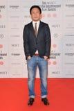 Moët British Independent Film Awards 2014. LONDON, ENGLAND - DECEMBER 07: Hong Khaou attends the Moet British Independent Film Awards 2014 at Old Billingsgate stock photo
