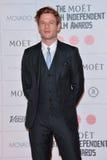 Moët British Independent Film Awards 2014. LONDON, ENGLAND - DECEMBER 07: James Norton attends the Moet British Independent Film Awards 2014 at Old royalty free stock image