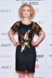 Moët British Independent Film Awards 2014. LONDON, ENGLAND - DECEMBER 07: MyAnna Buring attends the Moet British Independent Film Awards 2014 at Old royalty free stock images
