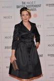 Moët British Independent Film Awards 2014. LONDON, ENGLAND - DECEMBER 07: Olivia Colman attends the Moet British Independent Film Awards 2014 at Old stock images
