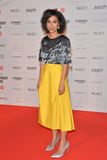 Moët British Independent Film Awards 2014. LONDON, ENGLAND - DECEMBER 07: Sophie Okonedo attends the Moet British Independent Film Awards 2014 at Old Royalty Free Stock Image