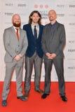 Moët British Independent Film Awards 2014. LONDON, ENGLAND - DECEMBER 07: Yann Demange attends the Moet British Independent Film Awards 2014 at Old stock photos