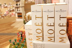 Moët Chandon Champagne Stock Photography