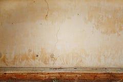 Moździerz ściana Zdjęcia Stock