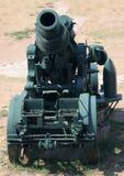 Moździerz 305 mm fotografia stock