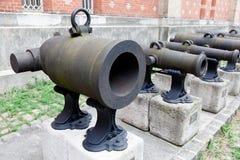 moździerzy 60 żelaznych lb Zdjęcie Royalty Free