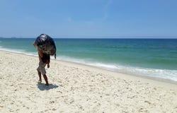 Może kosztujący - Reserva plaża zdjęcia stock