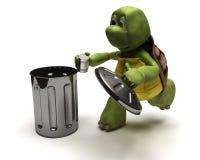może tortoise grat Fotografia Stock