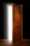 możliwość drzwi Obraz Stock