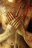 Mão de Buddha Imagem de Stock