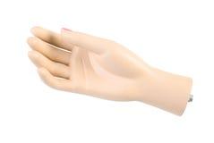 Mão do Mannequin | Isolado Fotos de Stock