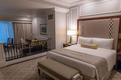 Mo-gente standard di viaggio della decorazione della serie di camera da letto all'interno dello STUDIO veneziano di interior desi Fotografia Stock