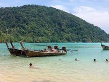 Mo Ku Surin National Park stock images