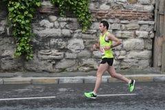 10mo medio maratón de Estambul Imágenes de archivo libres de regalías