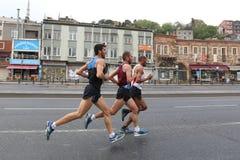 10mo medio maratón de Estambul Fotografía de archivo