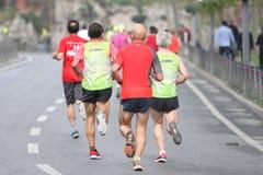 10mo medio maratón de Estambul Imagenes de archivo
