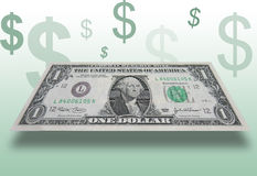 Mo Money. A symbolic picture of money Stock Photo