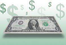 mo pieniądze Zdjęcie Stock