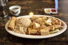 mo tofu po Obraz Stock