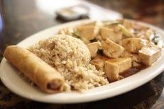 mo tofu po Zdjęcie Royalty Free
