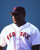 Mo Vaughn, Boston Red Sox Royalty Free Stock Photography