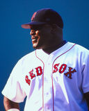 Mo Vaughn, Boston Red Sox Stock Images